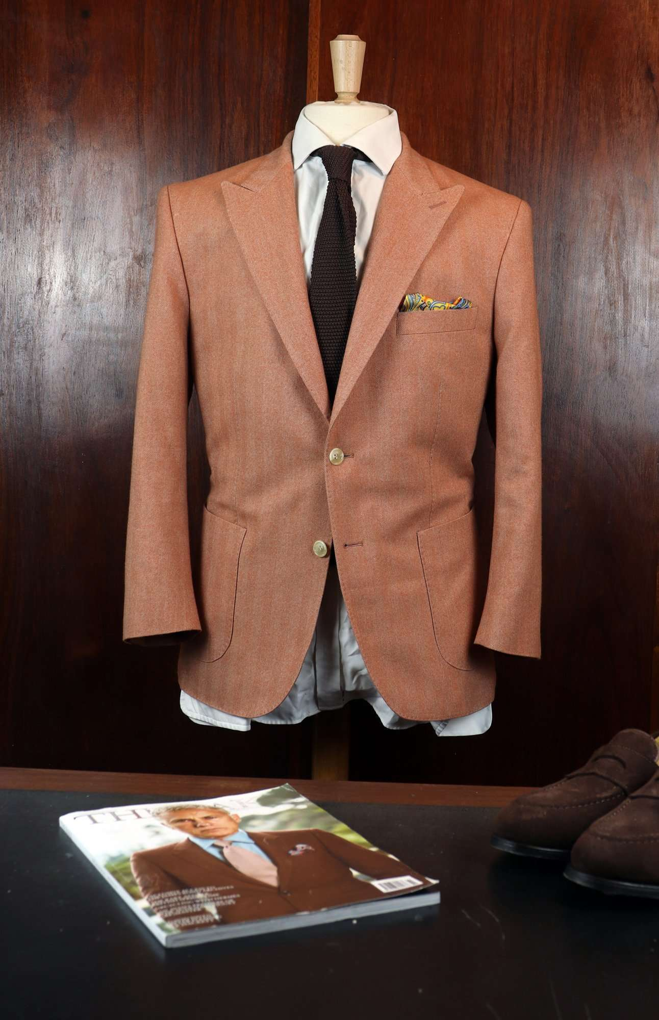 salmon-herringbone-cotton-wool-suit-made-to-measure