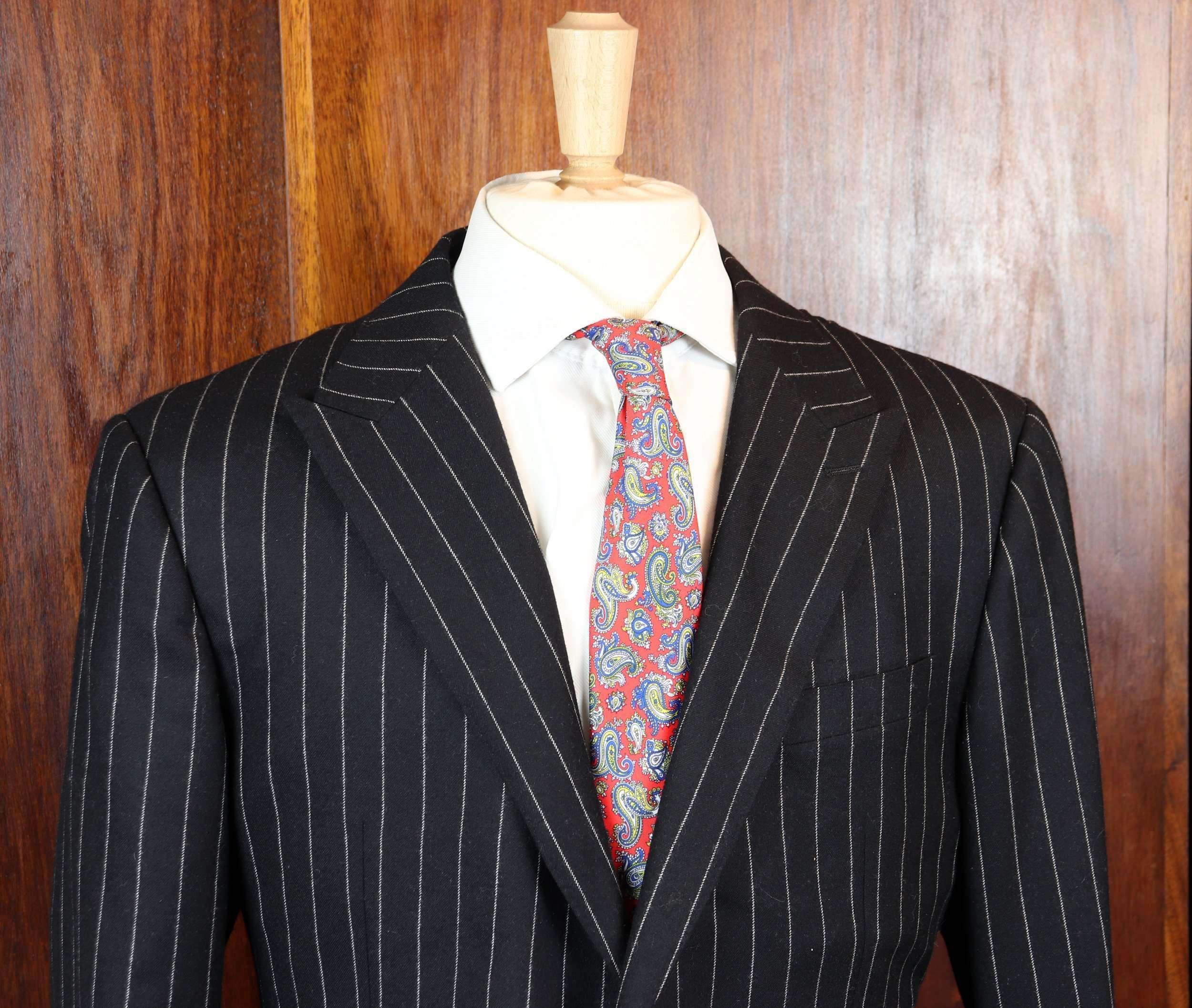 tailored-suits-dublin-black-pinstripe