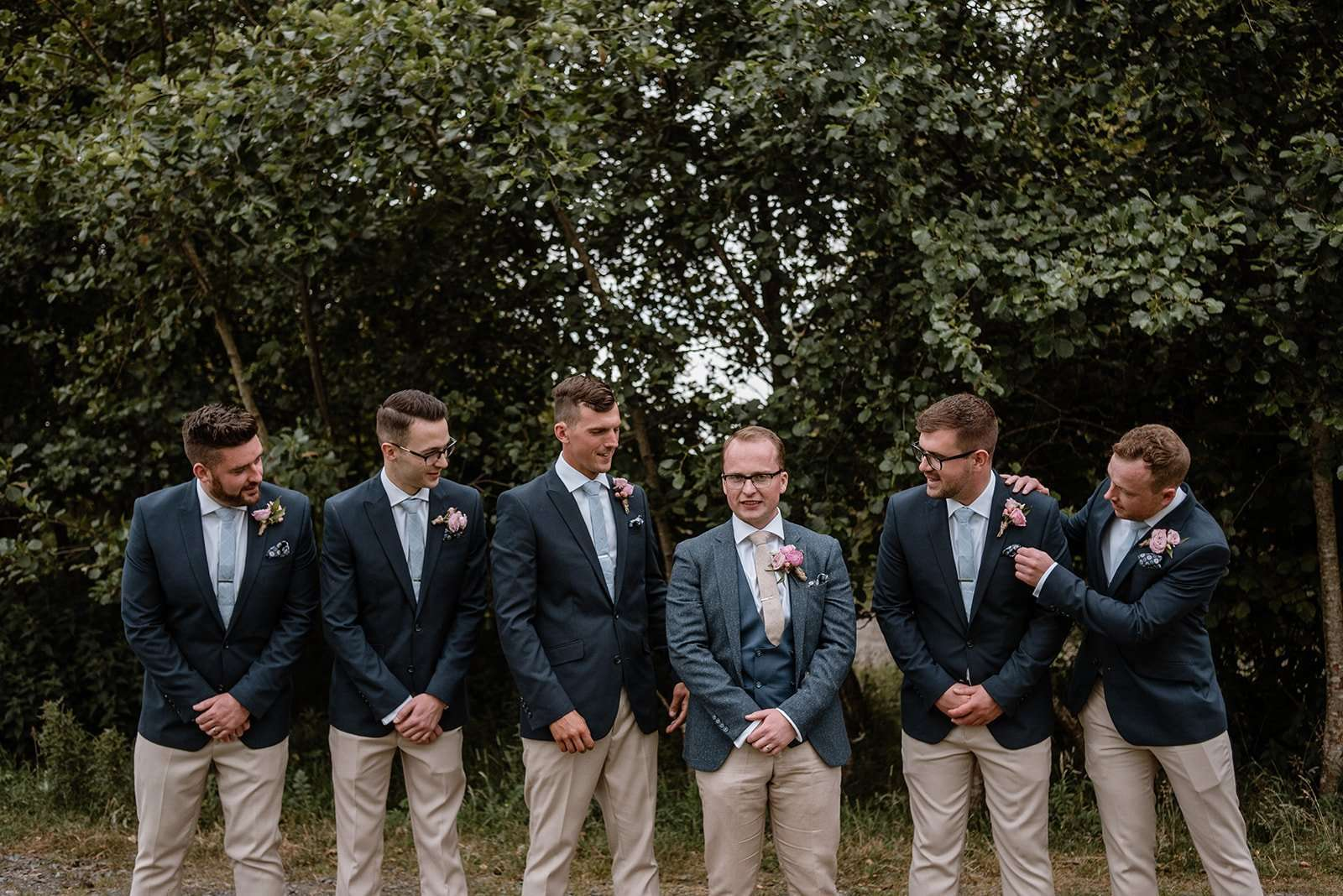 made to measure wedding suits dublin